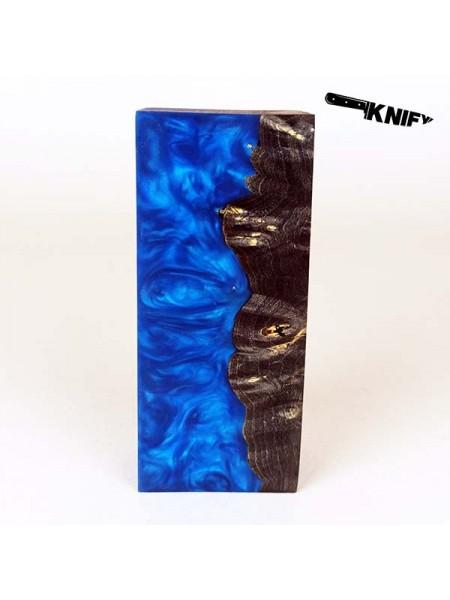 Гибрид синий/черный (52/35/123мм)