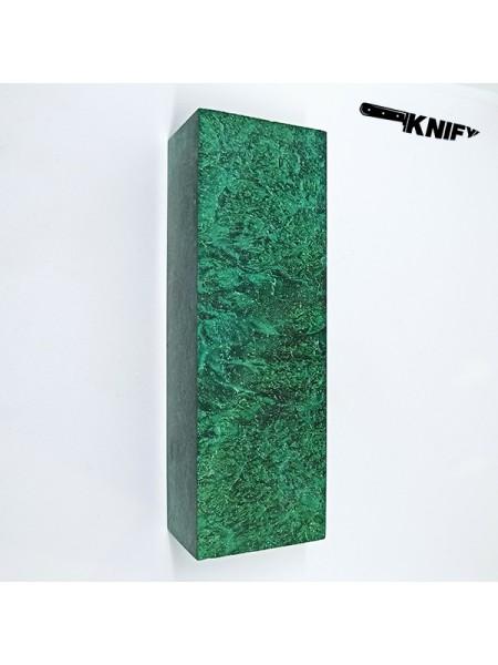 Кап клена стаб. зеленый 33х43х135 мм (Z-483)