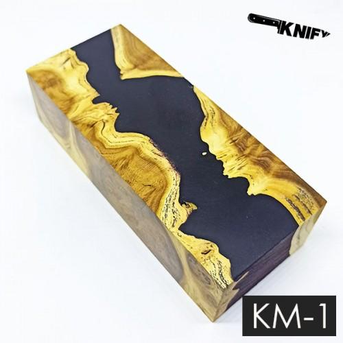 Кап маслины стаб. 32х48х115 мм (KM-1)
