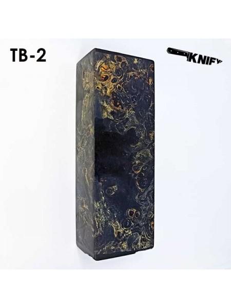 Кап тополя стаб. (TB-2) 27х38х121 мм