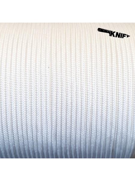 Паракорд 2 мм (WHITE), метр