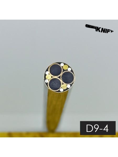 Пин 9 мм (мод. D9-4)