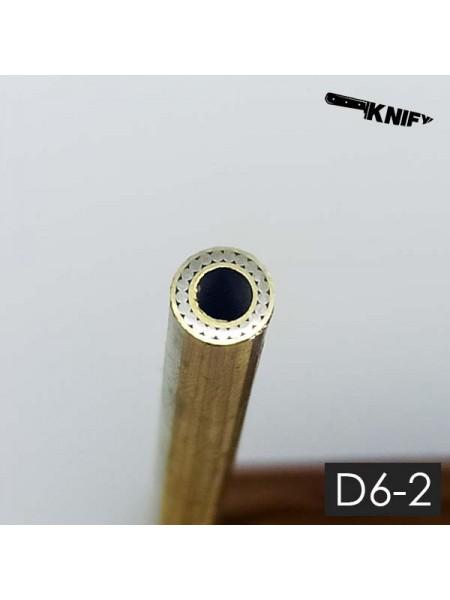 Пин 6 мм темлячный (T6-2)