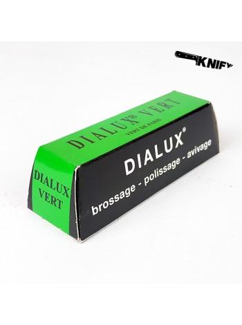 """Паста полировальная """"Dialux"""", зеленая"""
