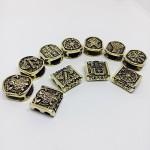 Бусины для браслетов из паракорда