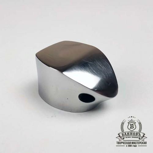 Тыльник для финки (ТФ-3), нейзильбер