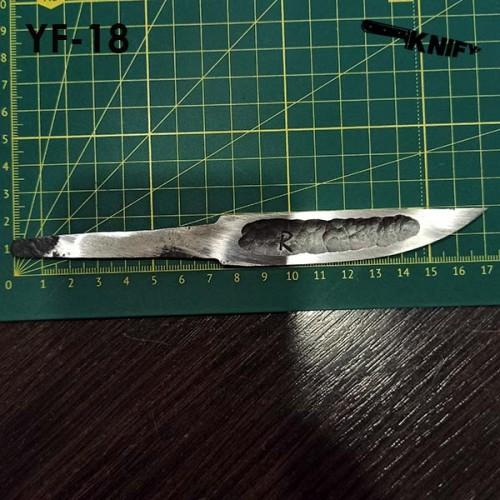 "Клинок ""Якут"" 95 мм, ШХ-15 (YF-18)"