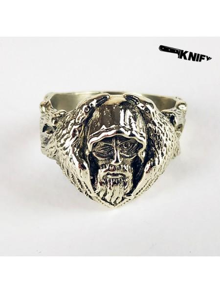 """Перстень """"Один"""", бронза"""