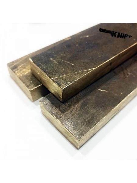 Пластина бронза (14х40х195 мм)
